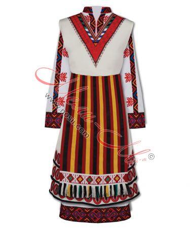 Strandzha national costume