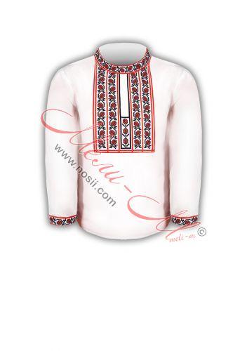 Детска риза с красив дизайн