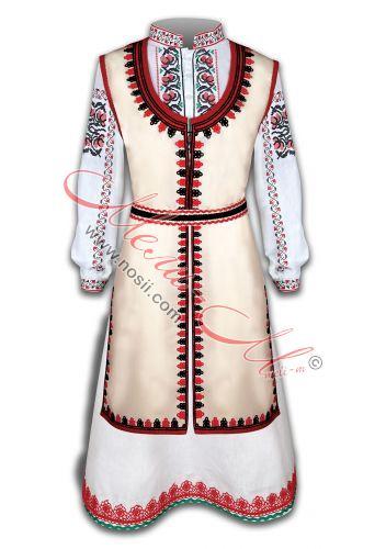 Bulgarian folk costume