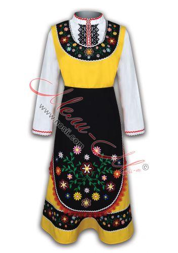 Bulgarian women's costume
