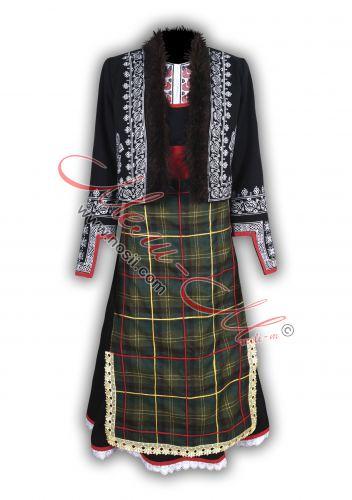 Родопска Дамска народна носия