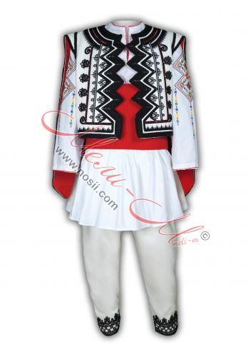 Егейска македонска мъжка носия