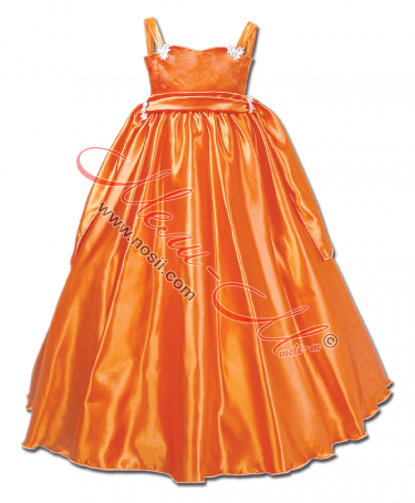 "Детска рокличка ""Златно Портокалче"""