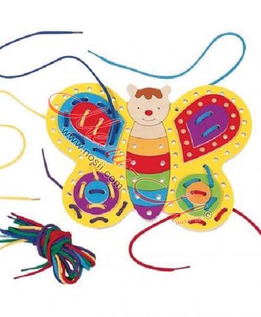 Пеперуда за шиене