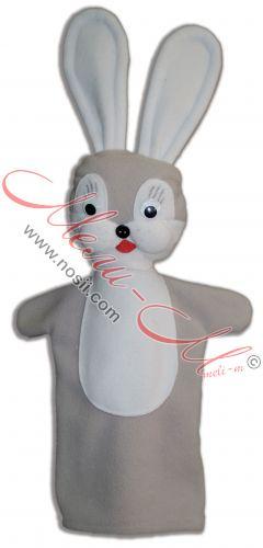 Кукла за куклен театър - зайче