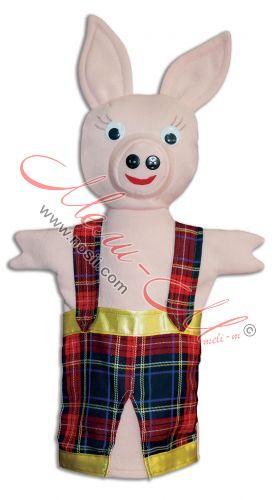 Кукла за куклен театър - прасе