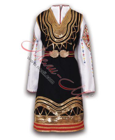 Шопска Дамска народна носия