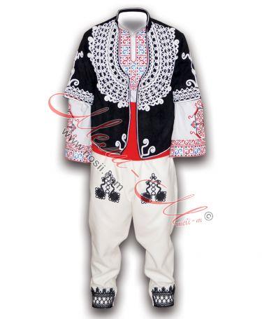 Шопска Мъжка народна носия