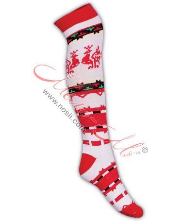 Чорапи с фолклорни мотиви