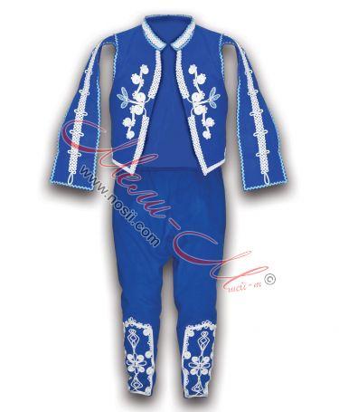 Македонска Мъжка народна носия