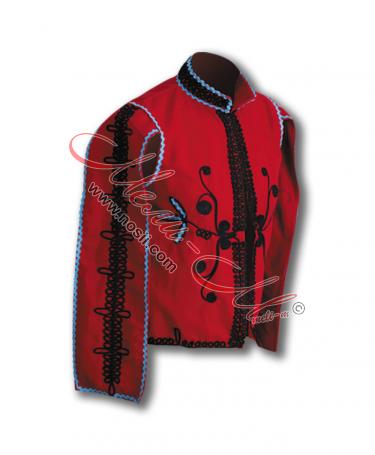 Традиционен елек с украса от гайтани