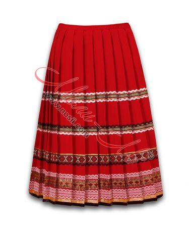 Традиционна женска пола