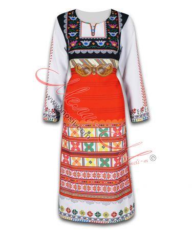 Бургаски костюм