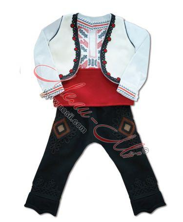 Traditional  Folklore costume for boy