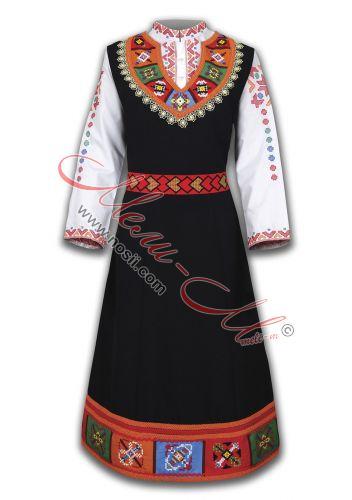 Women folk costume