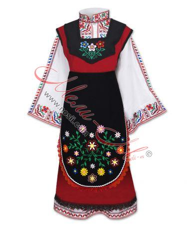 Тракийска народна носия