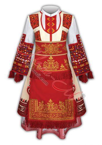Пиринска народна носия