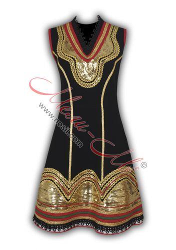Litak - Bulgarian Women's Costume