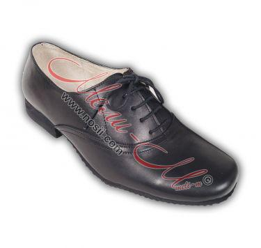 Men's Skarpini (folklore dance shoes) leather