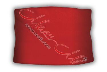 Traditional Men's Bulgarian Belt (red)