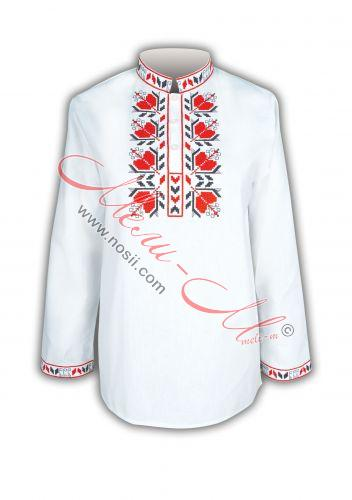 Traditional embroidered  shirt
