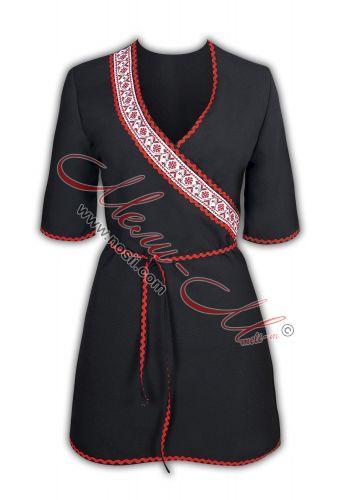 Elegant tunic with print