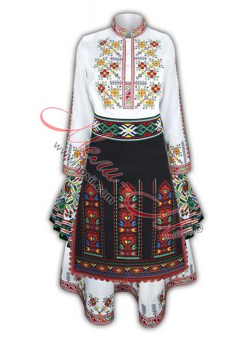 Ladies traditional folk costume