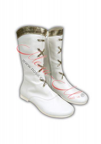 CHEERLEADERS COSTUME BOOTS