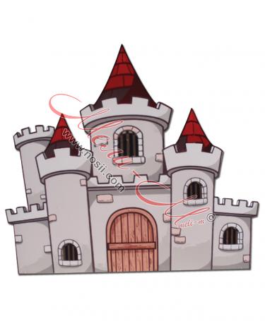 Макет на замък