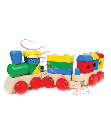 detachable train