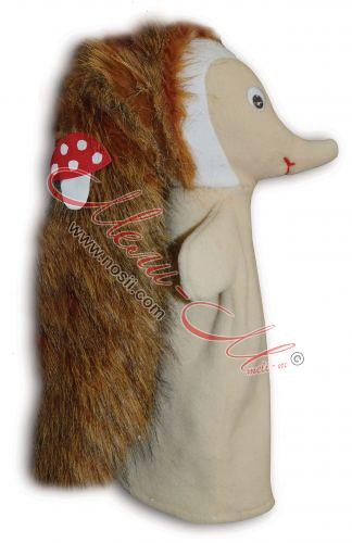 Doll Puppet Theater - hedgehog