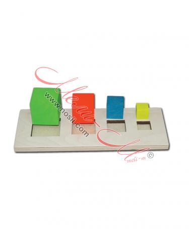 UV Cubes