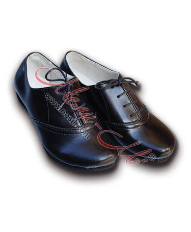 Kid's Skarpini (folklore dance shoes) leather