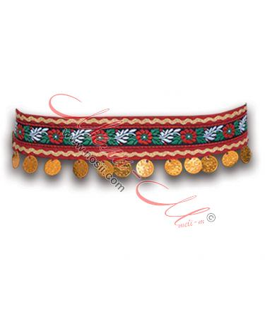 Traditional Women's Hair Accessories with pendari