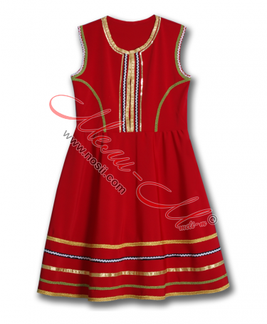 Women's pinafore (sukman)