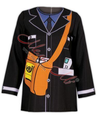 Suit Postman