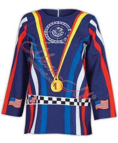 Racer suit