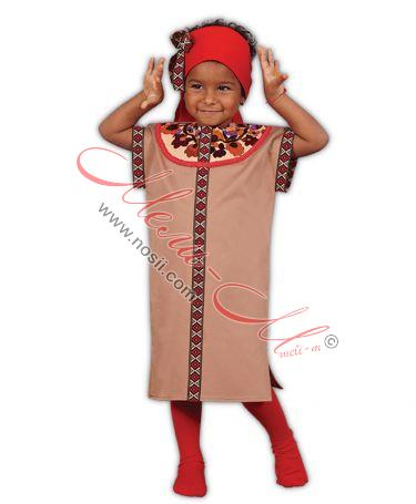 African costume