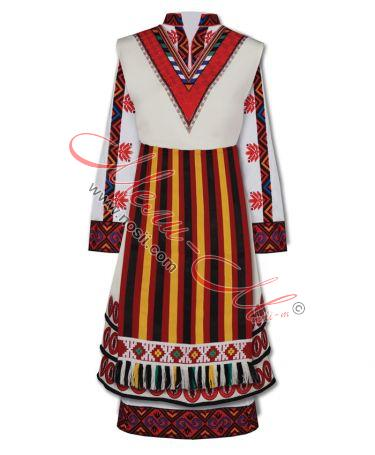 Strandzha national costume
