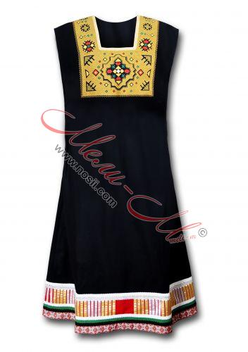 Traditional Embroidered Women's Tron's pinafore (sukman)
