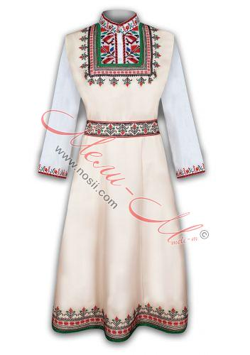 Women folk costume