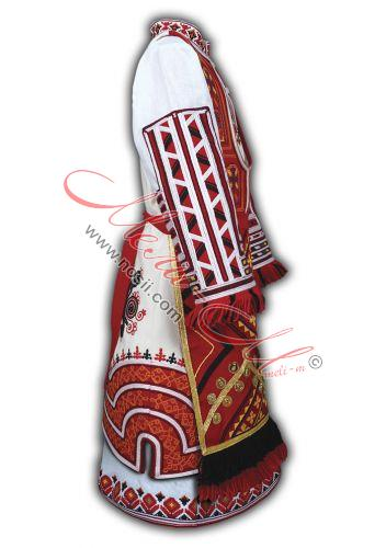Детска народна носия от Пиринския край