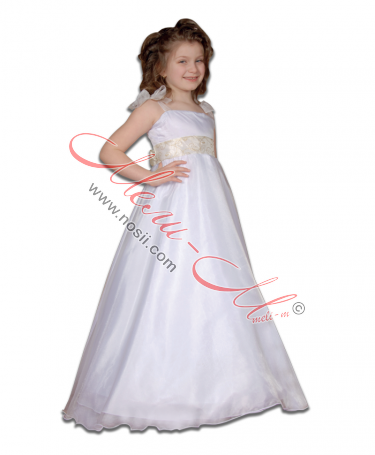 """Детска рокличка """"Снежанка"""""""