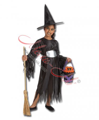 Costume of a witch