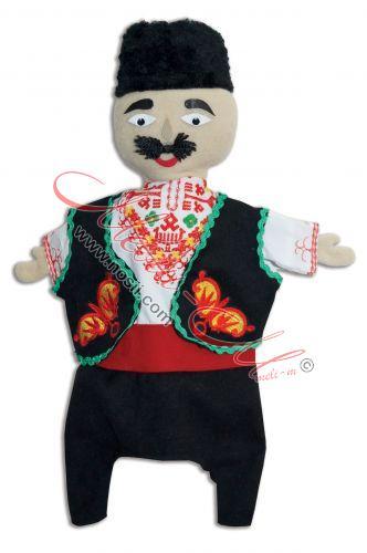 Кукла за куклен театър - мъж