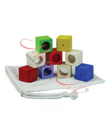 active cubes
