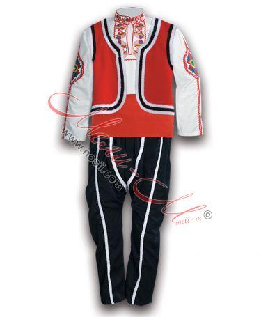 Традиционна Мъжка народна носия