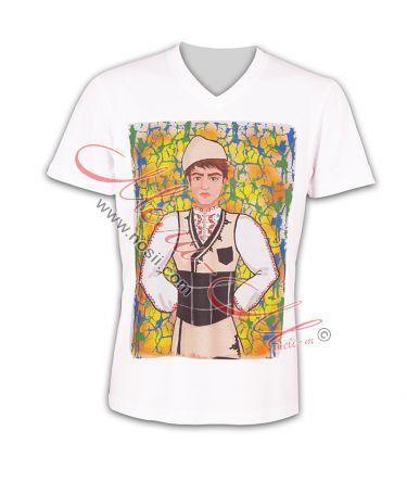 "T-shirt ""Shopian A Lad"""