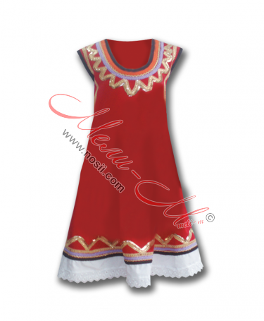 Children's  Folklore Costume for girl
