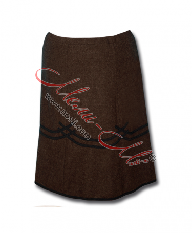 Bulgarian traditional  skirt with nice folklore decoration